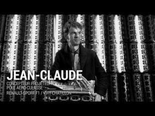 Vidéo Alexandre, Ingénieur fiabiliste et Responsable validation Renault F1 - Essai