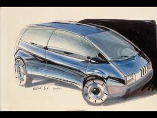 Renault Twingo a 20 ans: Comment la petite Renault a vu le jour