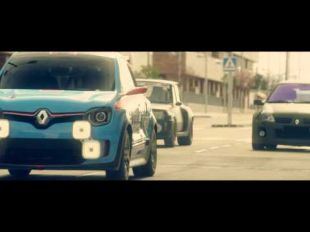 Renault Twin'Run, le film