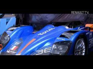 Vidéo Renault Twin'Run, le film - Essai