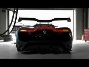 Vidéo Renault Alpine A110-50 sur le circuit de Mortefontaine - Essai