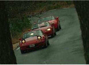 Essai : Mazda MX-5 III Roadster