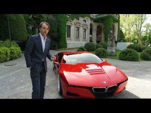 Vidéo BMW 507 - Essai