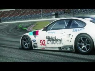 BMW M3 GT2 dans Need for Speed