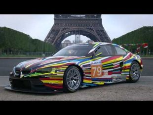 BMW Art Car de 1975 à 2010