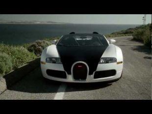 Vidéo Bugatti L'Or Blanc - Essai