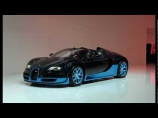 Vidéo Bugatti Veyron 16.4 Grand Sport - Essai