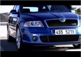 Essai : Skoda Octavia RS