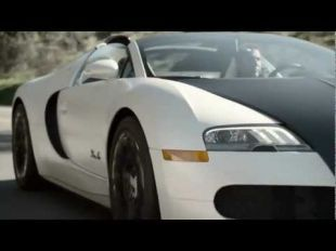Vidéo Bugatti Veyron 16.4 Grand Sport Vitesse - Essai