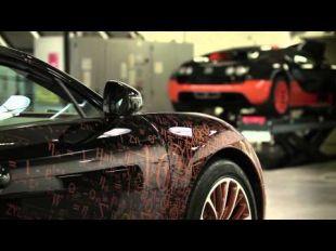 Vidéo Bugatti Veyron 16.4 Grand Sport Vitesse : essai presse - Essai