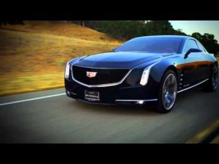 Cadillac Elmiraj Concept Coupé