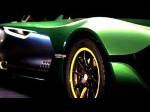 Vidéo Caterham Lola SP/300.R en action - Essai