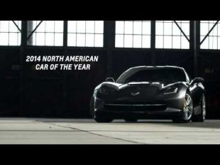 North American Car of the Year: 2014 Corvette Stingray