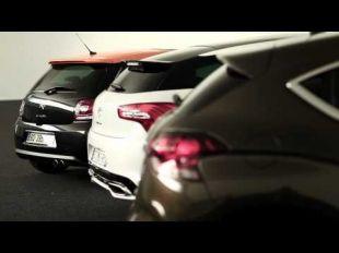 Vidéo Citroën Numéro 9 concept - Essai