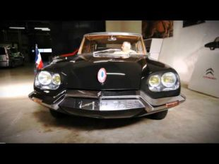 Vidéo Le Conservatoire Citroën : les véhicules de sport - Essai