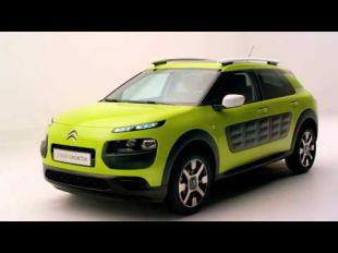 Citroën C4 Cactus : les Airbump