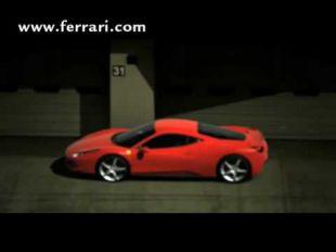 Gran-Turismo 5's tribute to Ferrari 458 Italia