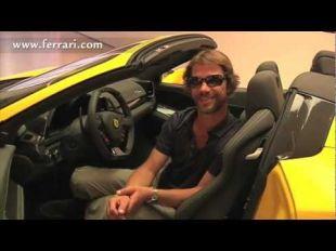 Vidéo Ferrari FF volant à 2350 mètres - Essai