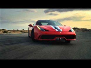 Ferrari 458 Speciale : vidéo officielle