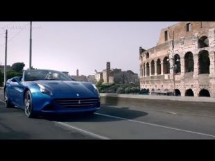 Ferrari California Turbo : vidéo officielle T