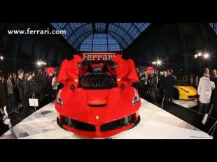 LaFerrari au Tour Auto 2014