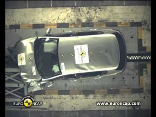Euro NCAP crash test de la Peugeot 308 2013