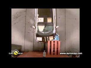 Euro NCAP Crash test de la BMW i3