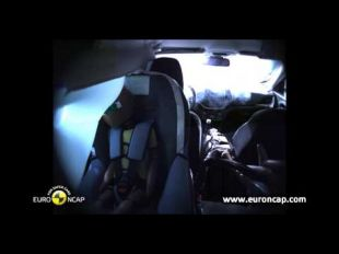 Salon : Euro NCAP crash test de la Jeep Cherokee 2013