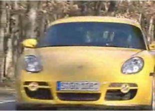Essai : Porsche Cayman S (987)