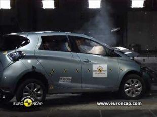 Vidéo Euro NCAP Crash test du Renault CAPTUR 2013 - Essai