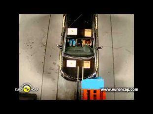 Euro NCAP Crash test de la Toyota RAV4 2013