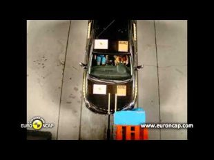 Vidéo Euro NCAP Crash test de la Renault ZOE - Essai