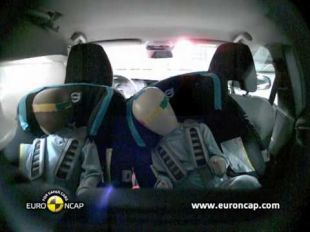 Euro NCAP Crash test de la Volvo V40 2012