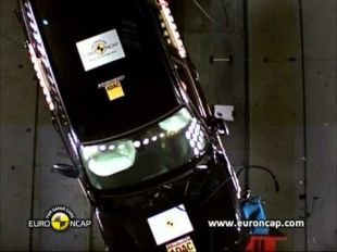Euro NCAP Crash test du BMW X1 2012