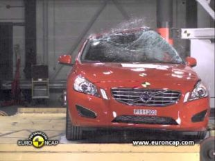 Euro NCAP Crash test du Volvo V60 2012