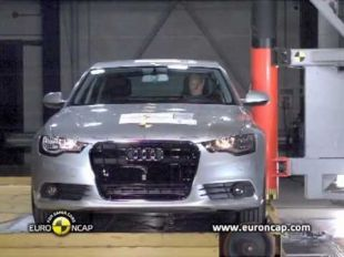 Euro NCAP Crash test de l'Audi A6 2011