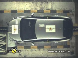 Euro NCAP Crash test de la Citroen DS5 2011