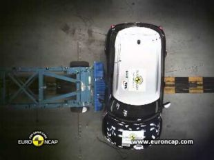 Euro NCAP Crash test de la MINI Countryman 2010