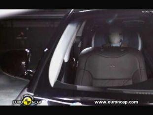 Euro NCAP Crash test de l'Infiniti FX 2009