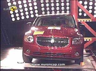 Vidéo Euro NCAP Crash test de l'Infiniti FX 2009 - Essai