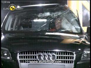 Euro NCAP Crash test de l'Audi Q7 2006