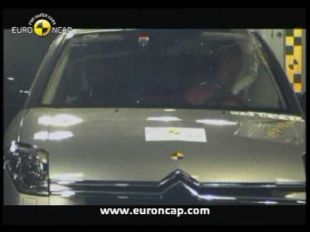 Euro NCAP Crash test Citroen C6 2005