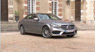 Essai : Mercedes C220 Bluetec (2014)