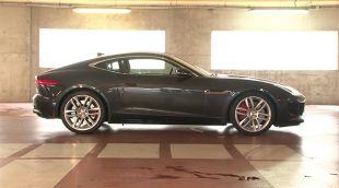 Essai : Jaguar F-Type R Coupé