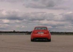 Essai : Audi RS4