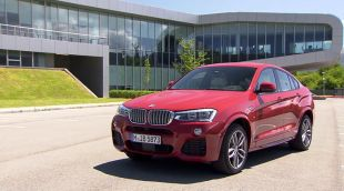 Essai : BMW X4 xDrive30d