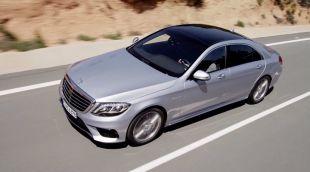 Essai : Mercedes Classe S 63 AMG