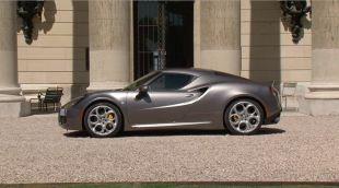 Essai : Alfa Romeo 4C