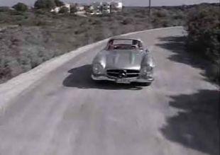 Essai : Mercedes SL 500