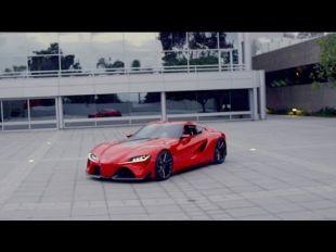 Toyota FT-1, du concept à la réalité